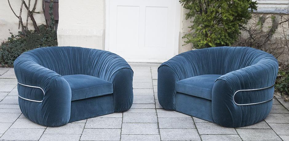 Saporiti lounge chair_blue_3