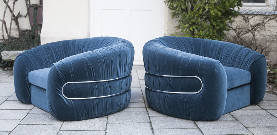 Saporiti lounge chair_blue_4