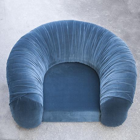 Saporiti lounge chair_blue_6