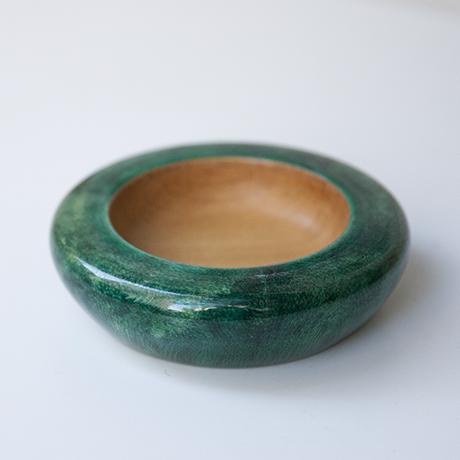 Aldo Tura_bowl astray_green_1
