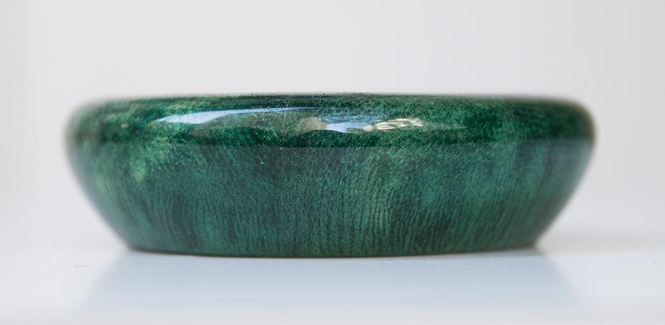 Aldo Tura_bowl astray_green_6