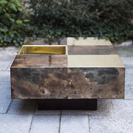 Aldo_Tura_bar_table_brown_vintage