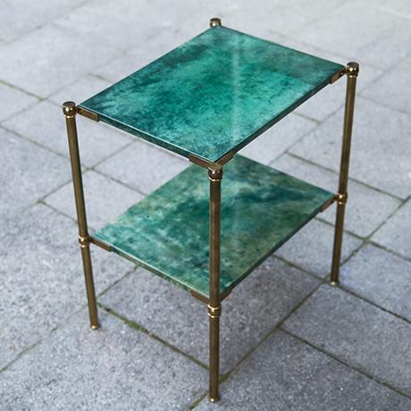 Aldo_Tura_side_table_green_1