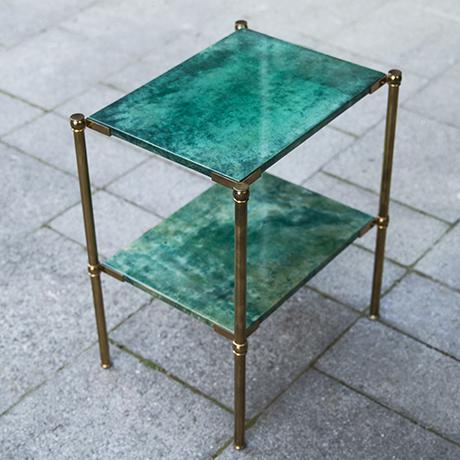 Aldo_Tura_side_table_green_1