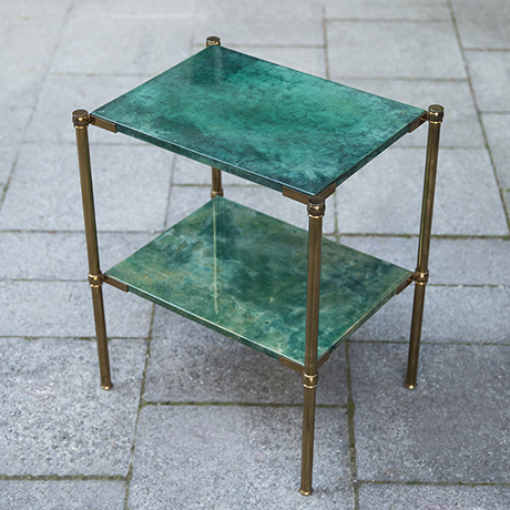 Aldo_Tura_side_table_green_5