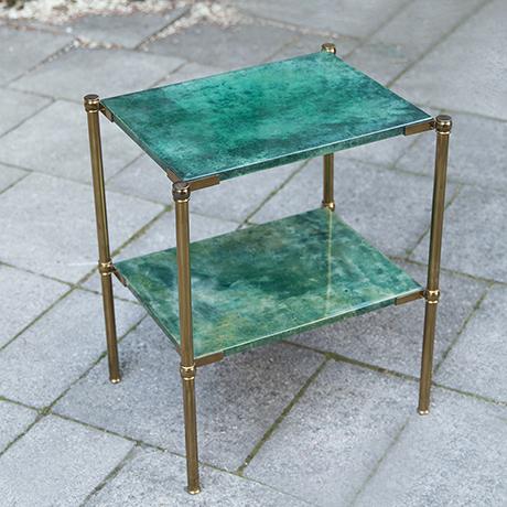 Aldo_Tura_side_table_green_6