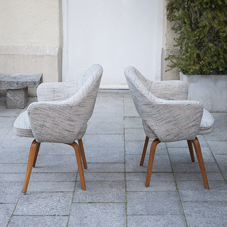 Saarinen_armchair_Knoll_International_vintage