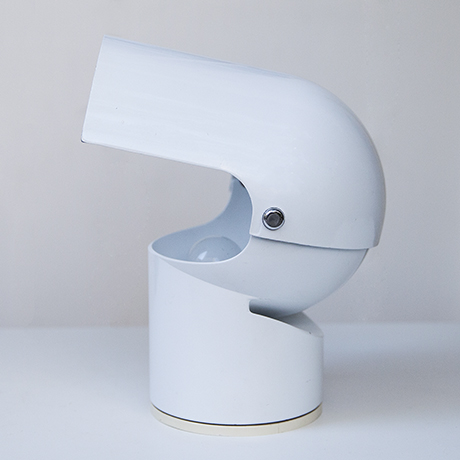 Gae_Aulenti_Pileino_table_lamp_Artemide_white