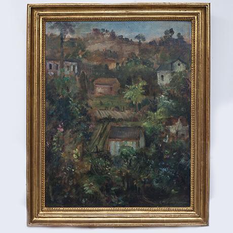 Ludwig_Wilhelm_Grossmann_painting_südliche_landschaft