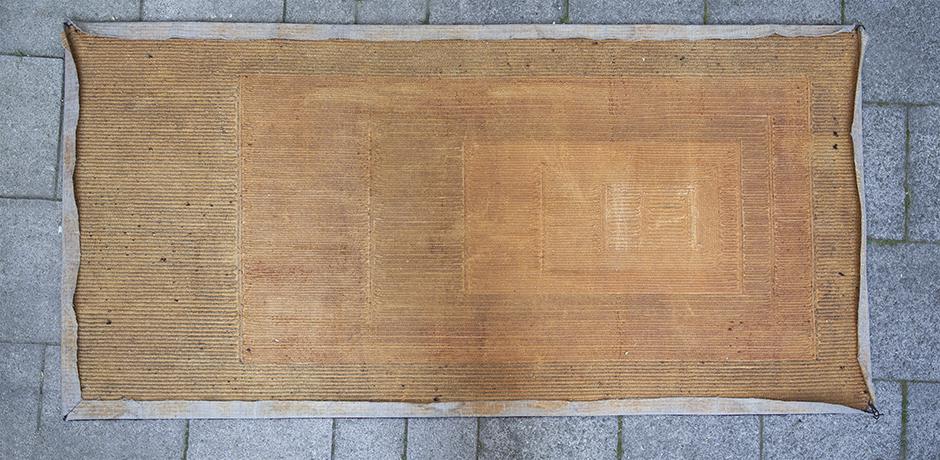 Ewald-Kroener-carpet-geometric-teppich