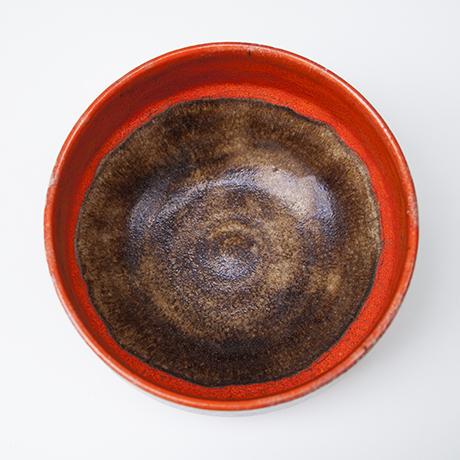 Gambone_ceramic_bowl_red_brown_6
