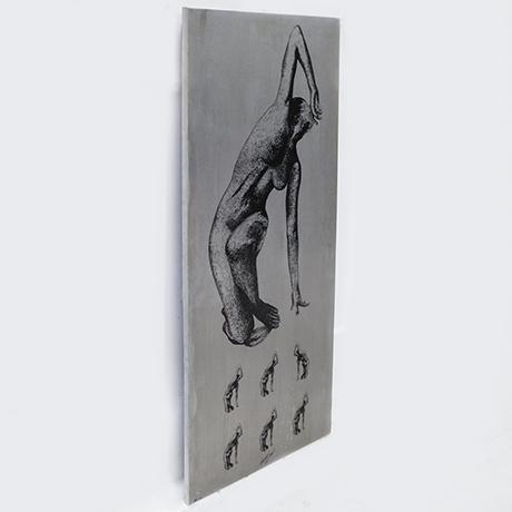 Giancarlo-Pop-Art-aluminum-wandbild