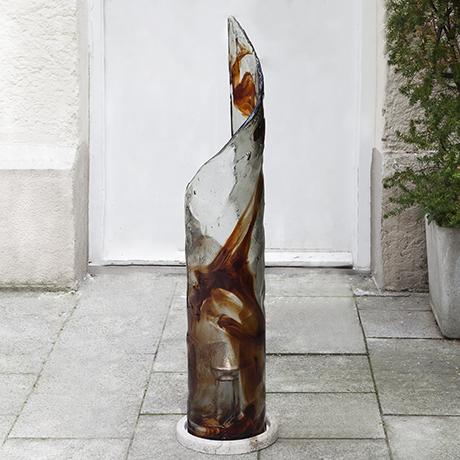 Mazzega-Murano-floor-lamp-glass-travertine_1