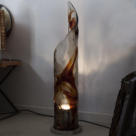 Mazzega-Murano-floor-lamp-glass-travertine_9