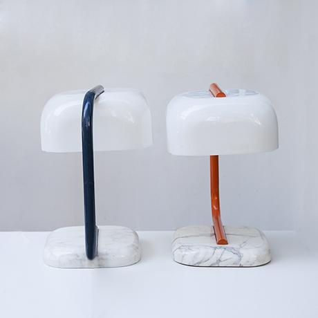 Stilux-tischlampe-blau-marmor