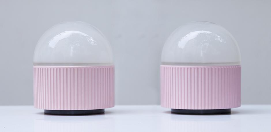 Tronconi-tischlampe-rosa
