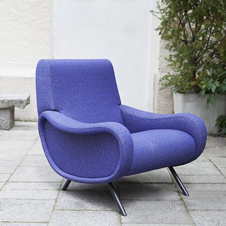 Schlichtes DesignZanusso-Cassina-lady-chair-armchair_1
