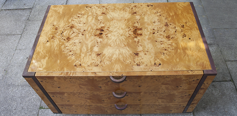 willy-rizzo-burlwood-dresser