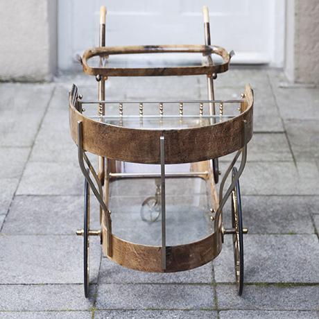 Aldo-Tura-barwagen-braun
