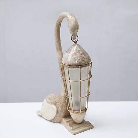 Aldo-Tura-schwan-lampe-tischlampe