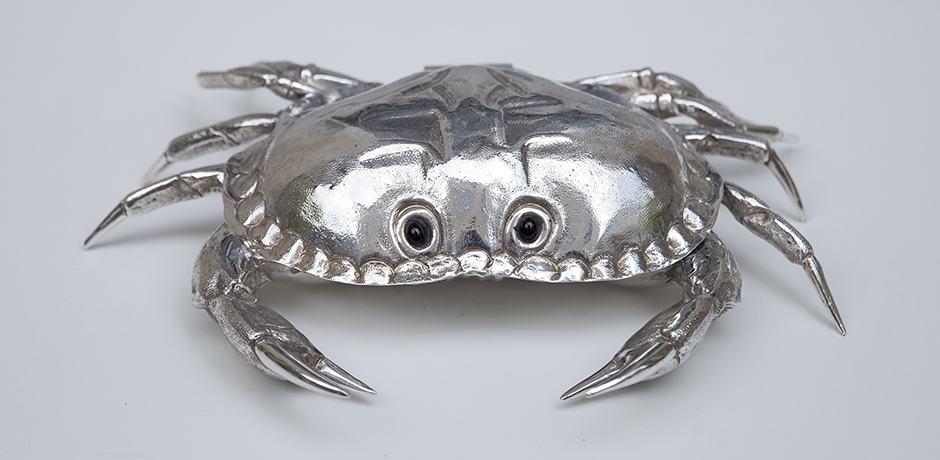 Franco-Lapini-crab-bowl-krabbe