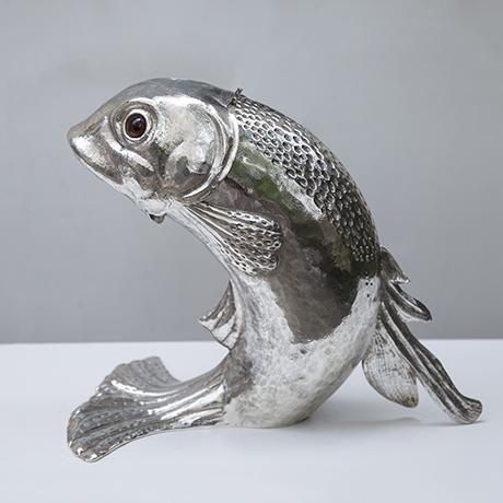 Franco-Lapini-eiswuerfelbehaelter-delphin-silber