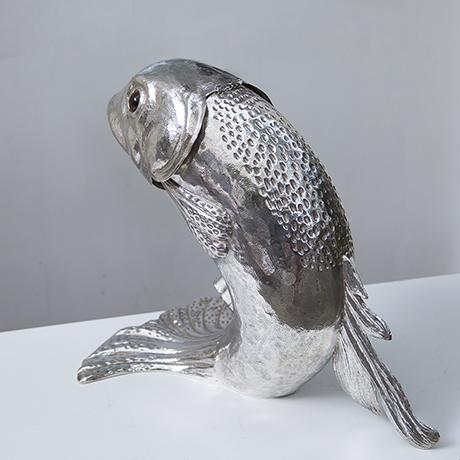 Franco-Lapini-dolphin-centerpiece-silver_5