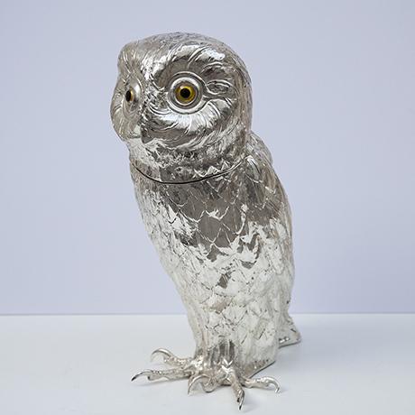 Franco-Lapini-owl-ice-bucket-silver-eule_1