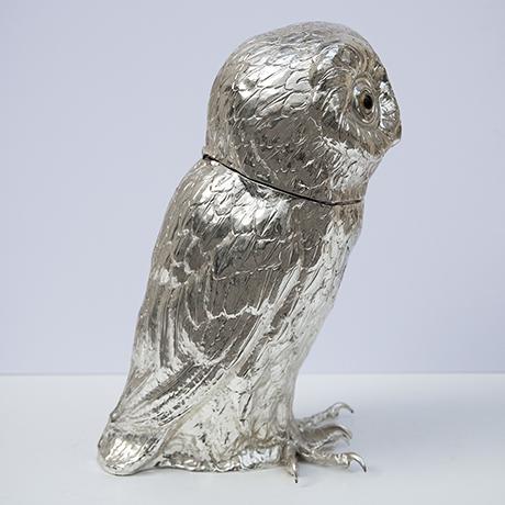 Franco-Lapini-owl-ice-bucket-ice-bucket