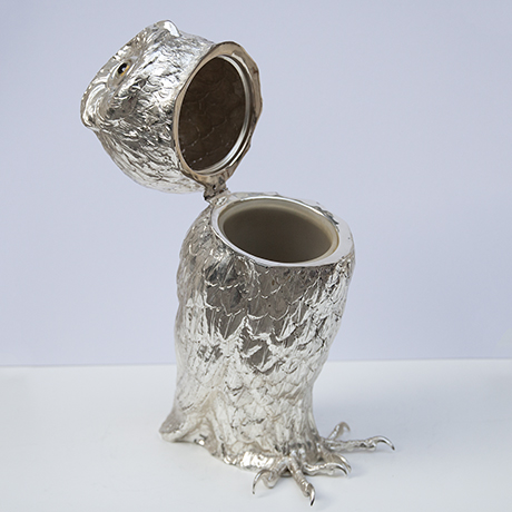 Franco-Lapini-owl-ice-bucket-silver-eule_4