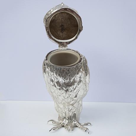 Franco-Lapini-owl-ice-bucket-silver-eule_7
