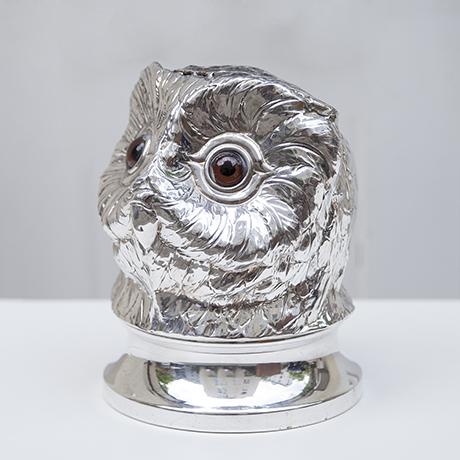 Franco-Lapini-owl-ice-bucket-silver_3