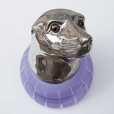 Franco-Lapini-seal-centerpiece-purple