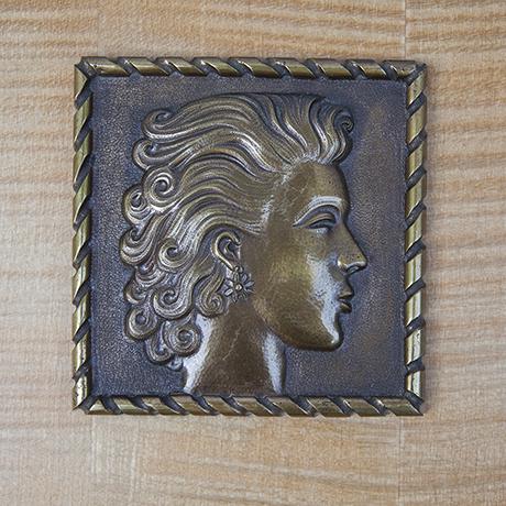 Jean-Cocteau-wandbild-gesichter