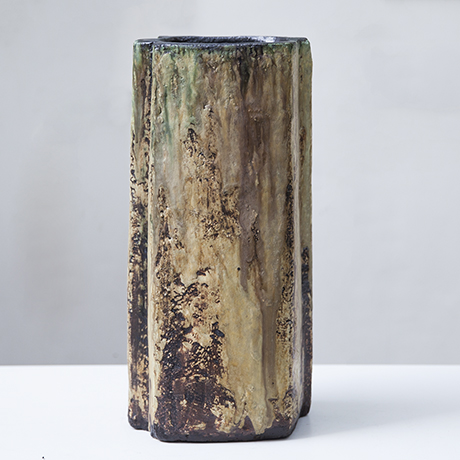 Schaeffenacker-stoneware-vase-brown_1