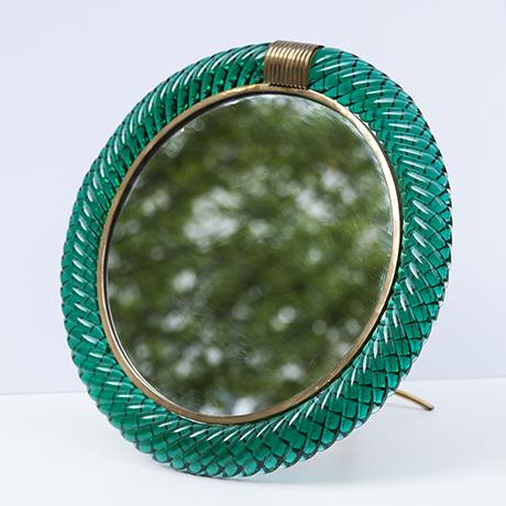 Seguso-Murano-mirror-green_1
