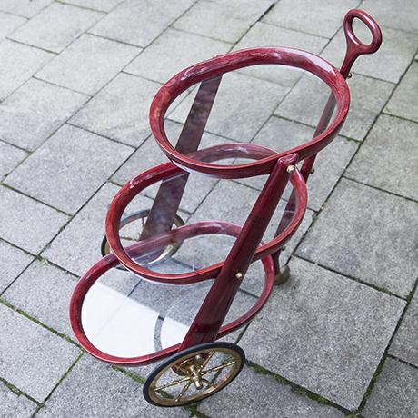 Aldo-Tura-bar-cart-red_italy