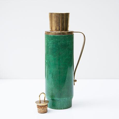 Aldo-Tura-pitcher-green-vintage