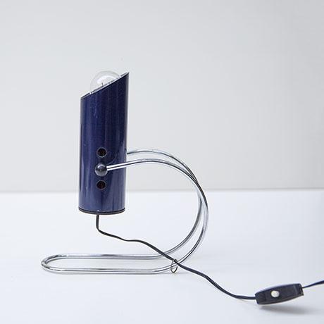 angelo-lelli-blue-table-desk-lamp-tischlampe-lampe-blau