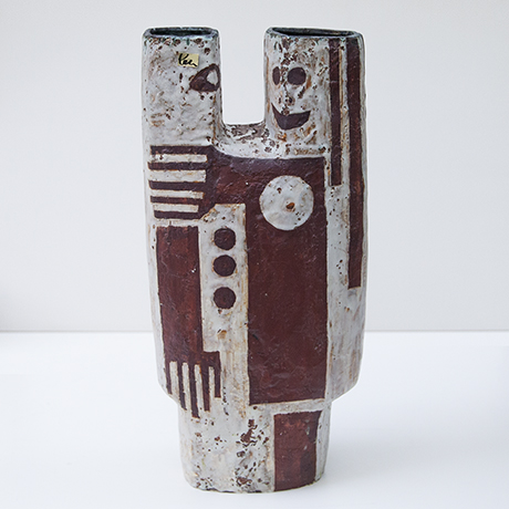 Helmuth-Schaeffenacker-vase-ceramic-red-white-stoneware