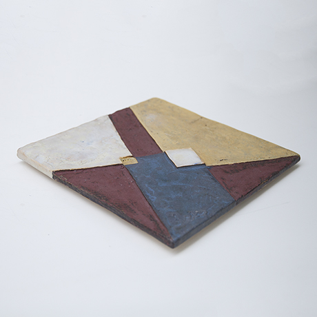 Helmuth-Schaeffenacker-wand-platte-geometrik-bunt-steinzeug