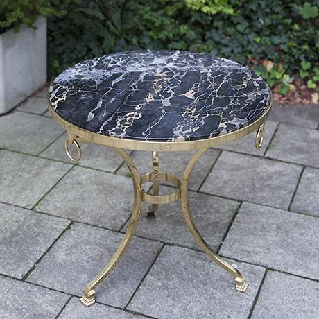Hollywood-Regency-coffee-side-table-black-marble_1