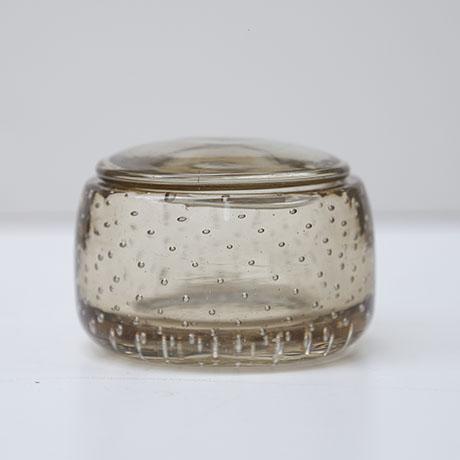 Venini-Murano-glas-schuessel-box-vase