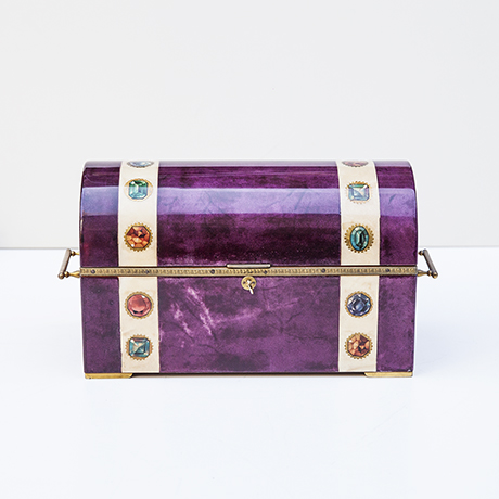 Aldo-Tura-jewellery-box-purple