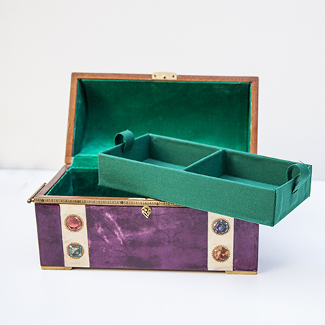 Aldo-Tura-box-purple-italy