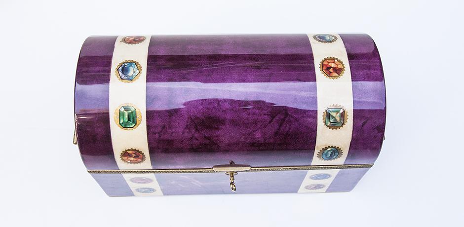 Aldo-Tura-jewellery-box-purple