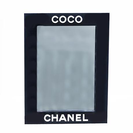 Coco-Chanel-wall-mirror-black