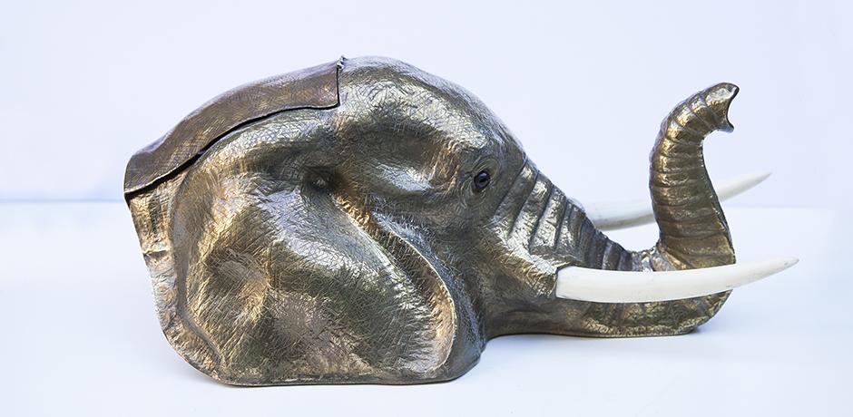 Franco-Lapini-elefanten-flaschenkuehler-eiswuerfelbehaelter