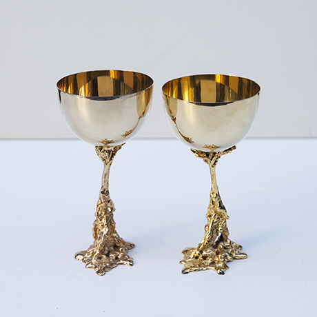 Gabriella-Crespi-weinbecher-gold
