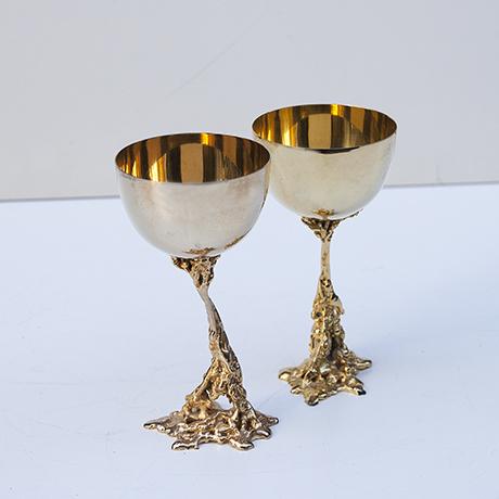 Gabriella-Crespi-wine-cup-golden-vintage